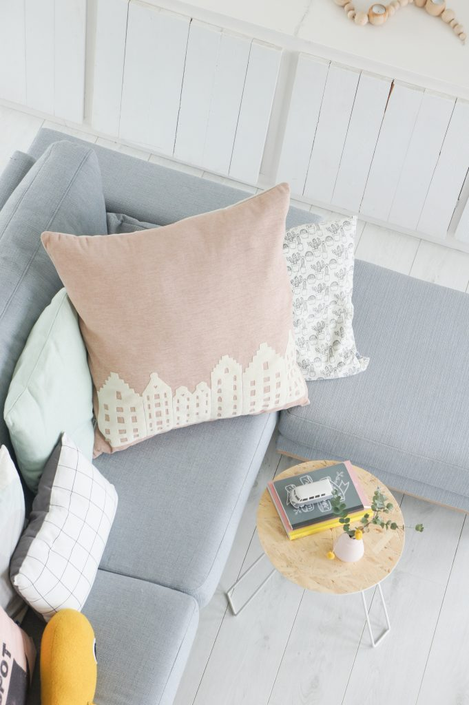 DIY Scandinavisch interieur