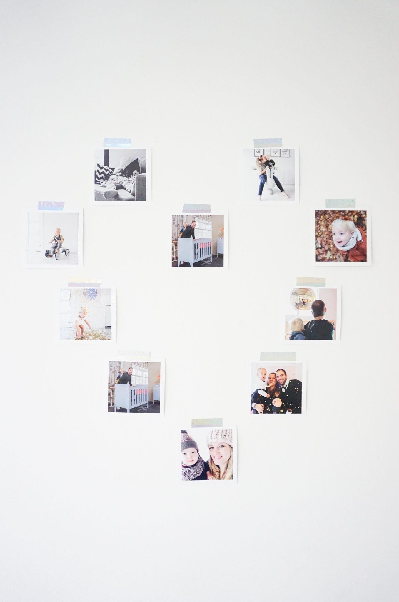 polaroid foto timelapp