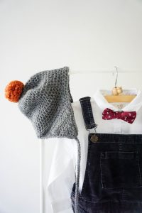 peuter kerst outfit