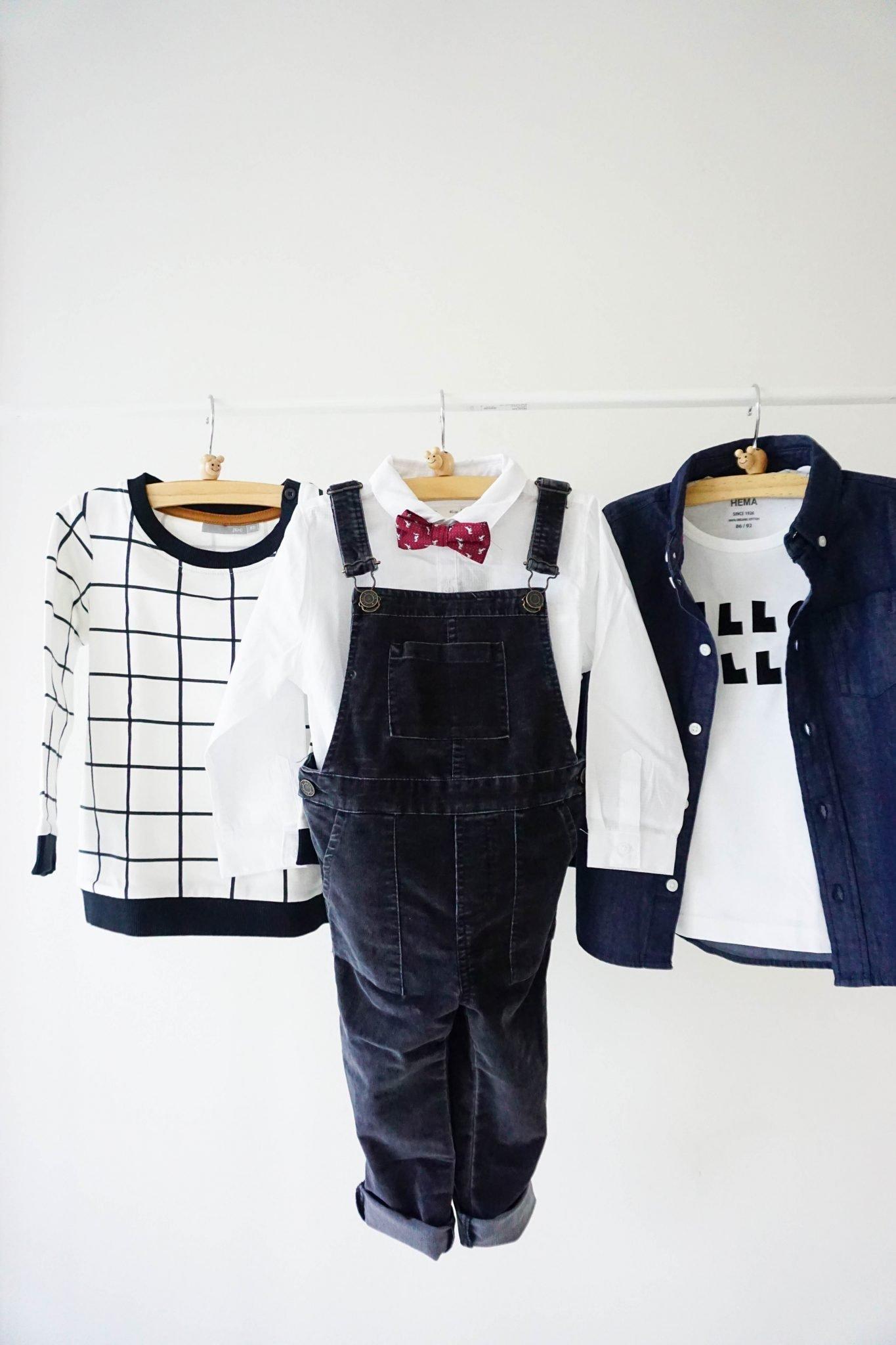 kinder kerst outfit