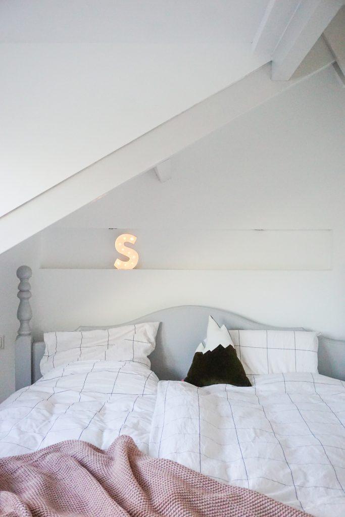 slaapkamer winter