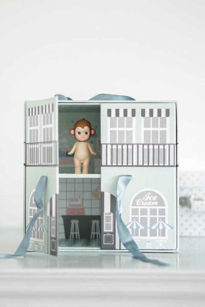 babykamer inspiratie binnenkijken poppenhuis H&M