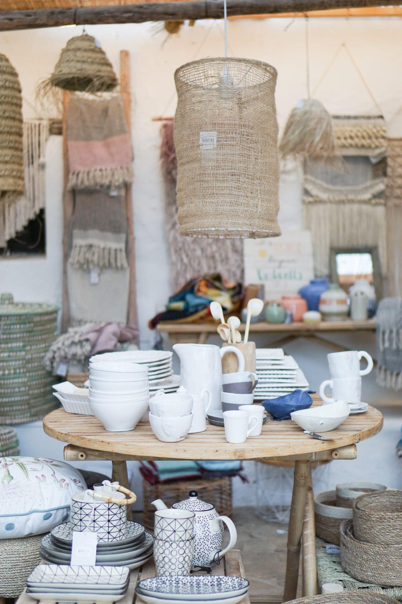 Ibiza Santa Gertrudis woonwinkel