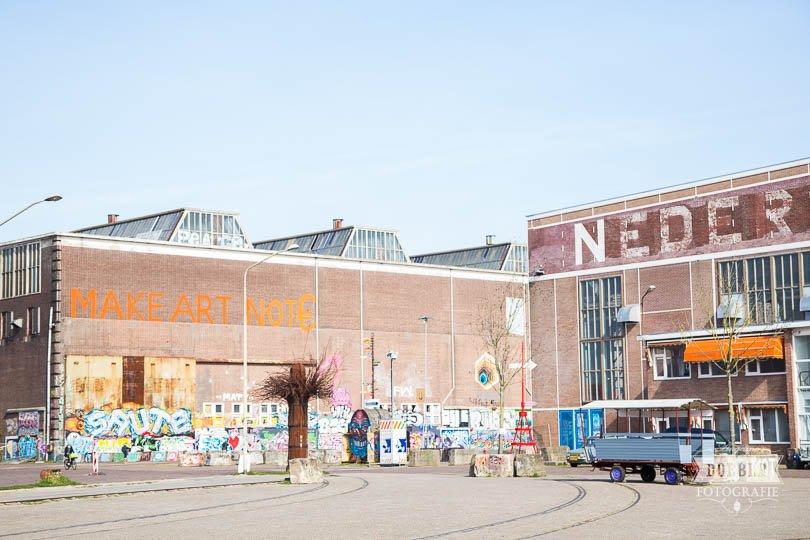 Mijn veranderend Amsterdam