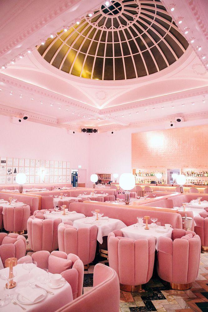 Roze restaurant