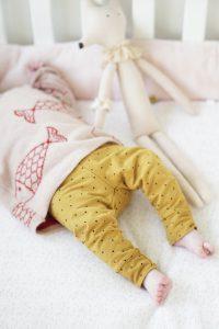 handgemaakte babybroekjes