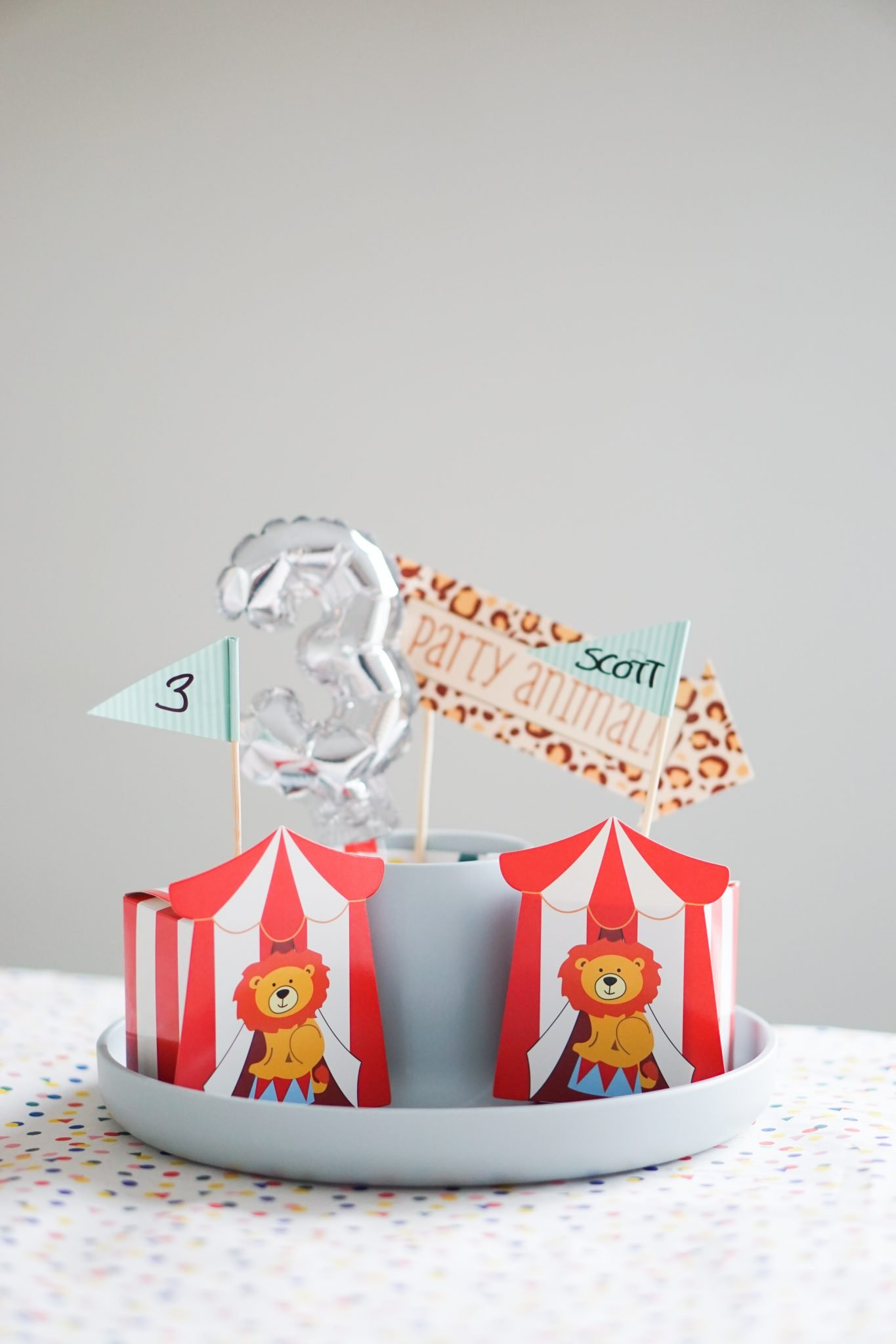 madagascar verjaardagsfeestje peuter