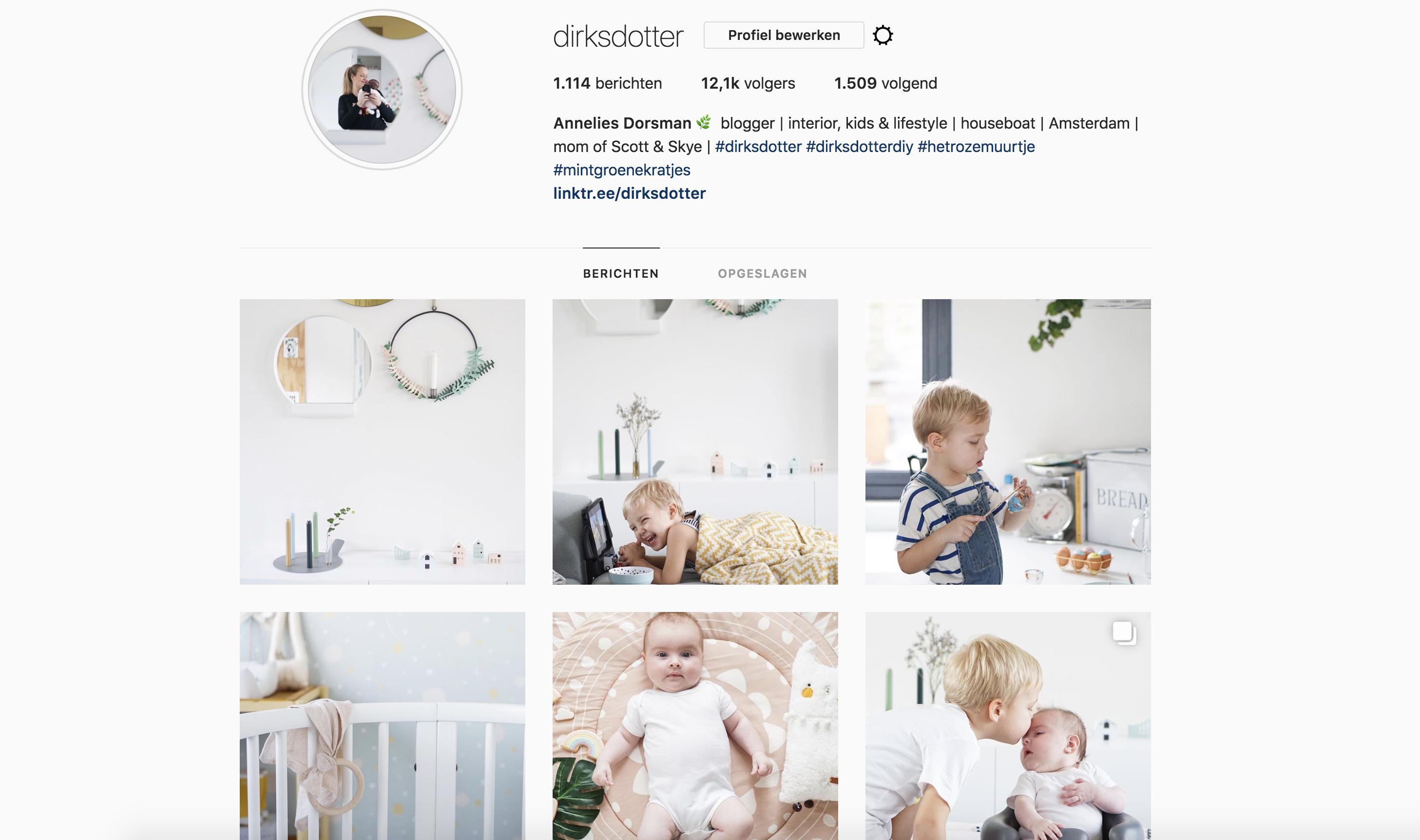 Breaking News: instagram weer met chronologische tijdlijn!