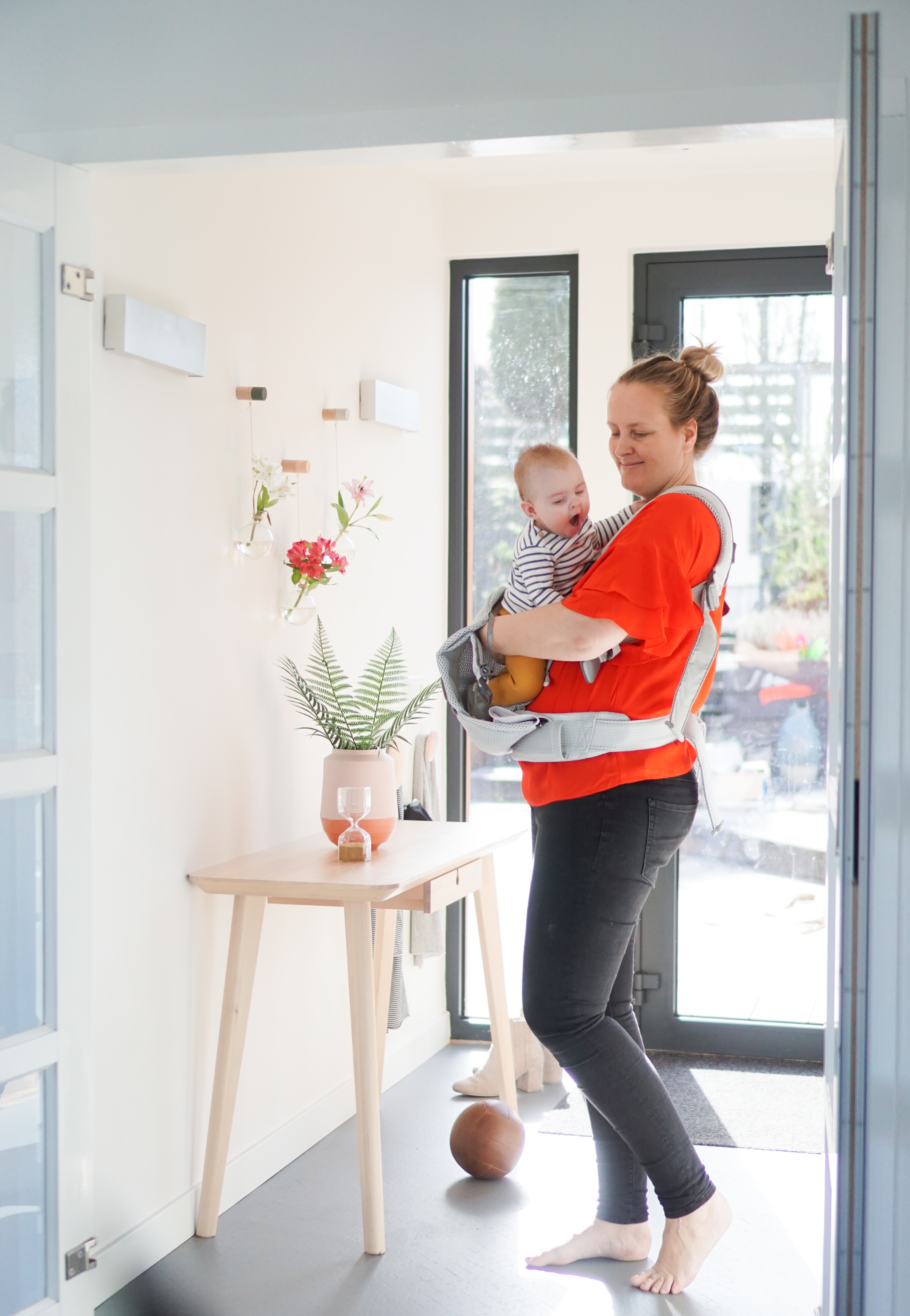 Getest: de Babybjorn draagzak One Air