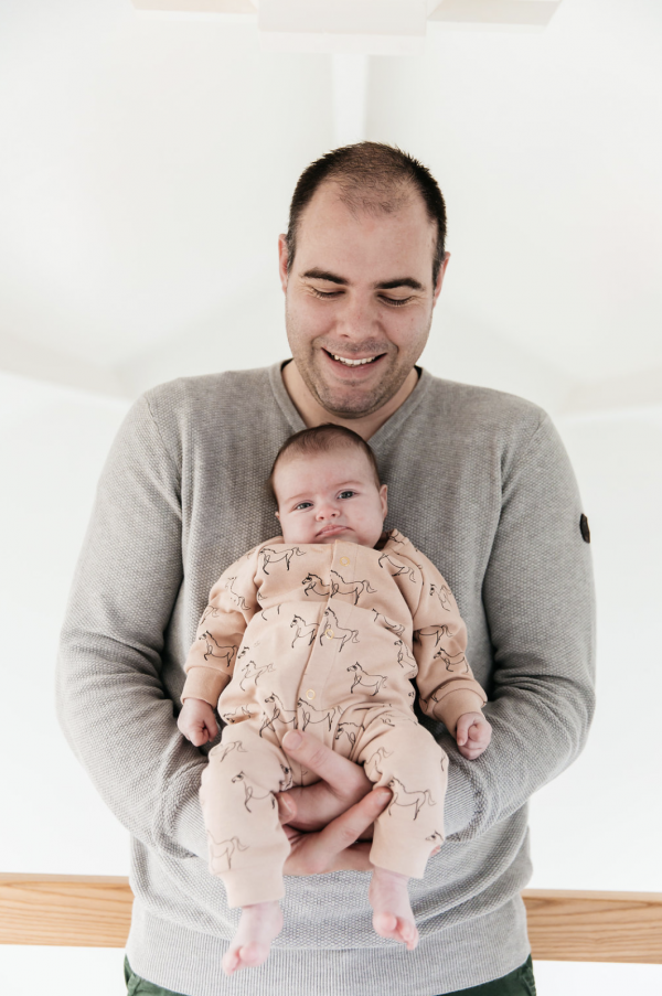 newbornshoot at hello fotografie thuis skye