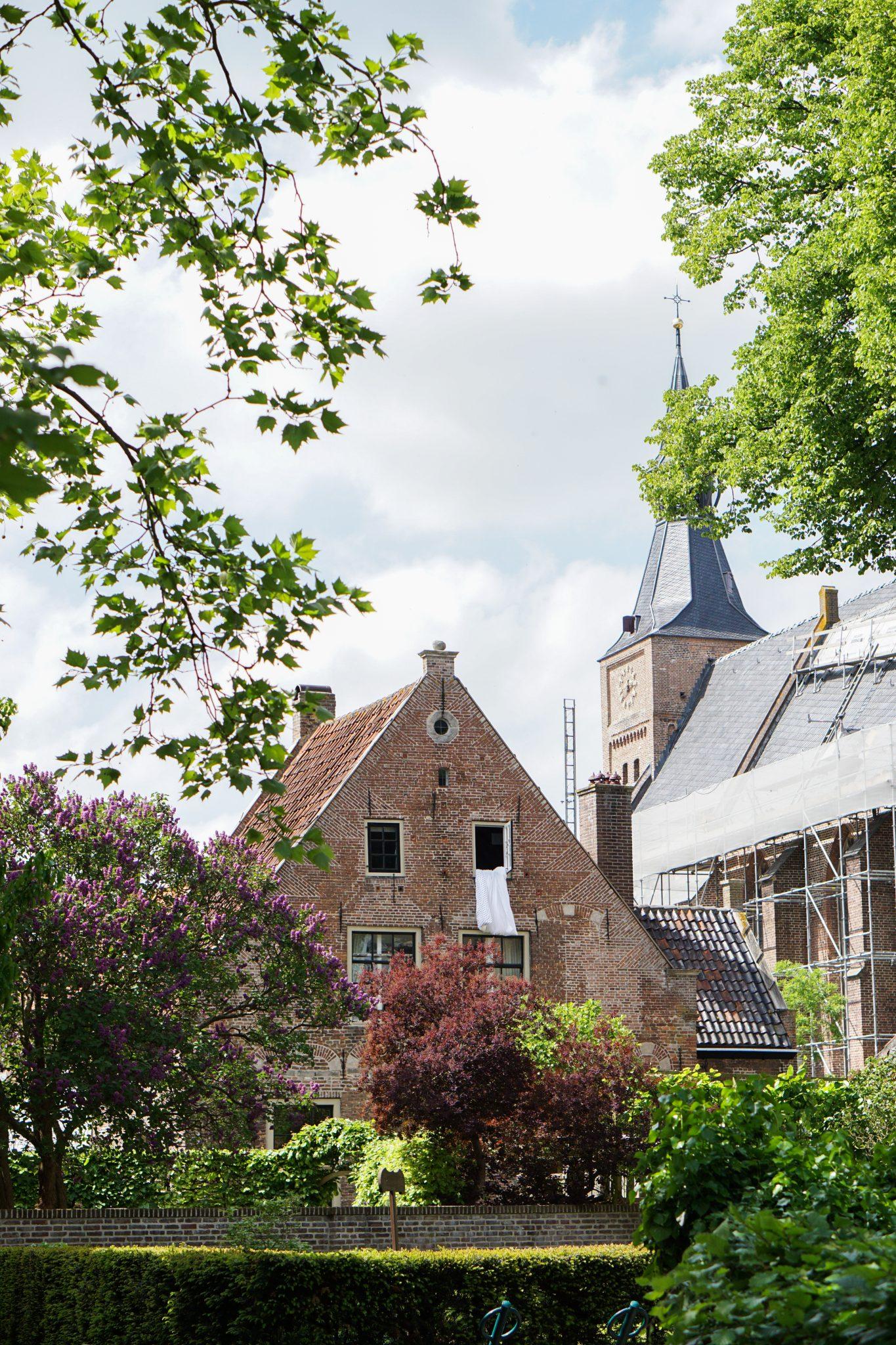 hattem hanzestad holland nederland