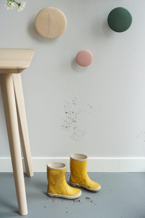afwasbare muurverf kleur damp histor clean