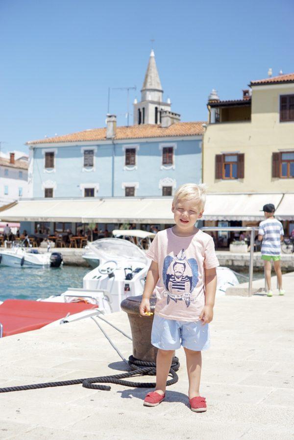 kindermode kinderkleding zomer shirt sailor lindex zwembroek H&M