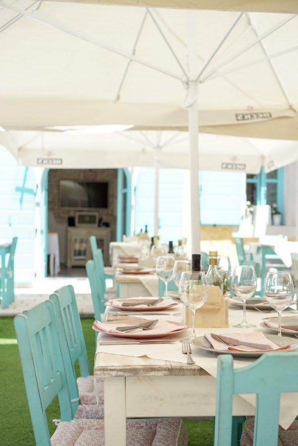 italiaaans restaurant pastel fazana da nonna istrië kroatië