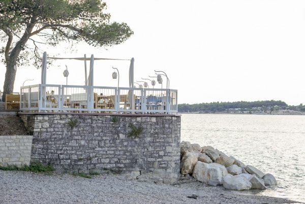 camping lanterna kroatië istrië restaurant tuna