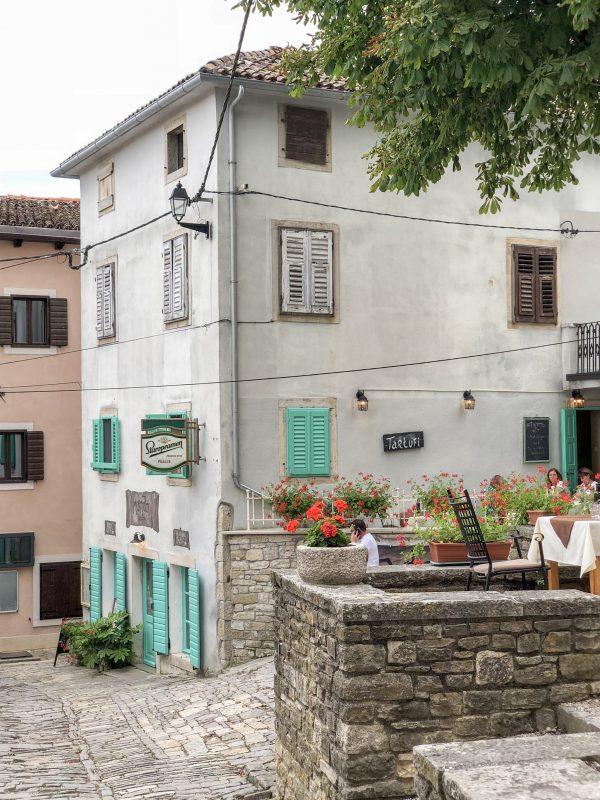 restaurant mondo motovun kroatië istrië