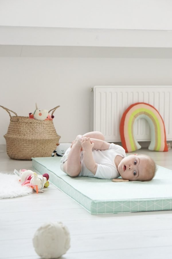 Babykamer modern wonen scandinavisch wonen