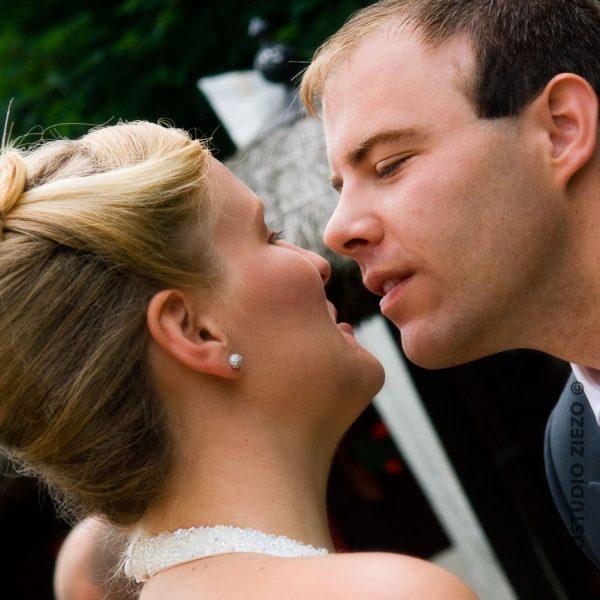 bruidspaar eerste ontmoeting