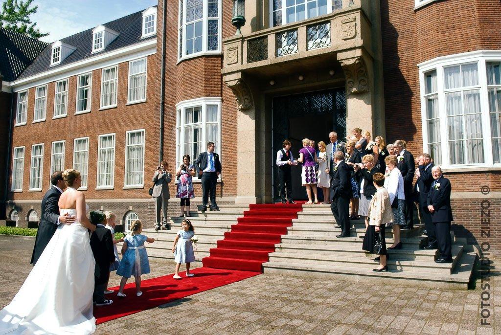 stadhuis alphen aan den rijn trouwerij bruiloft trouwen