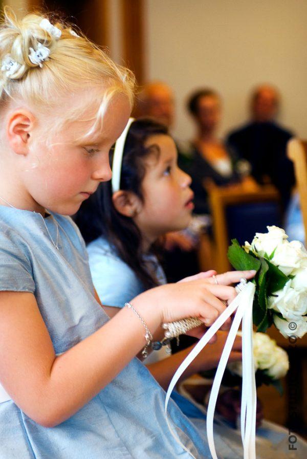 bruidsmeisje boeketje