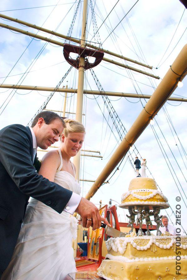 taart van mijn tante ferdinand bolstraat amsterdam huwelijkstaart bruidstaart bruiloft trouwen amsterdam taart