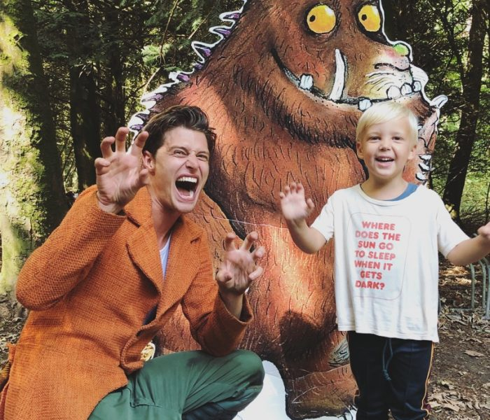 De Gruffalo door Meneer Monster: griezelen in het bos!