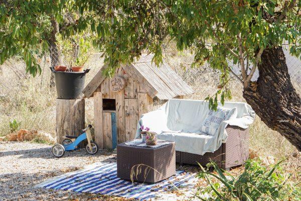 ibiza tuin speelhuisje diy steigerhout