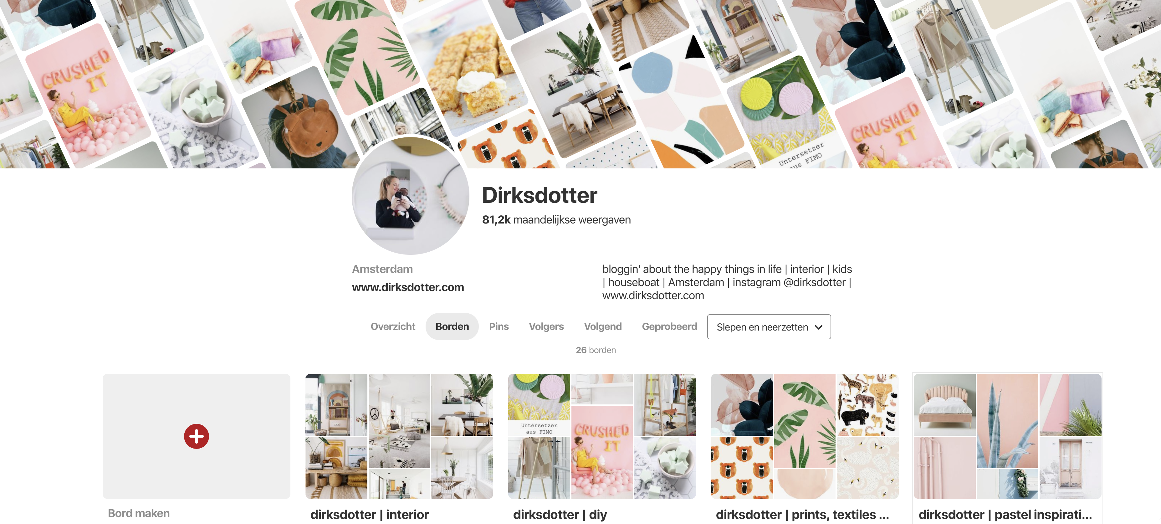 Pinterest: de leukste interieur en DIY accounts