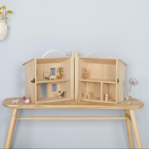 houten poppenhuis olli ella dollhouse interieurtrends kinderkamertrends