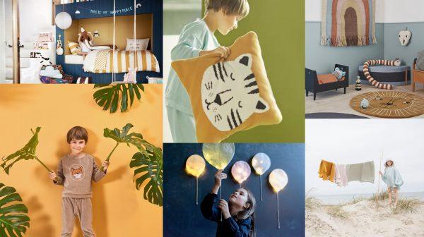 inspiratie kinderkamer babykamer interieurtrends kleurtrends 2019 inrichten scandiboho