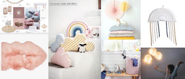 pastel interieur inrichting babykamer kinderkamer accesoires kleurtrends trends 2019