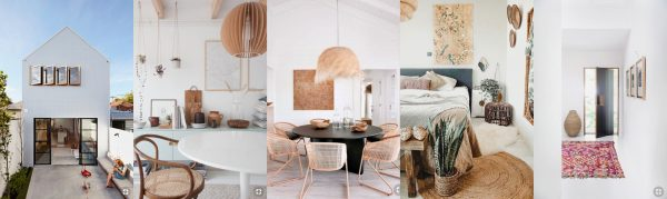 scandiboho scandinavisch wonen interieur account pinterest