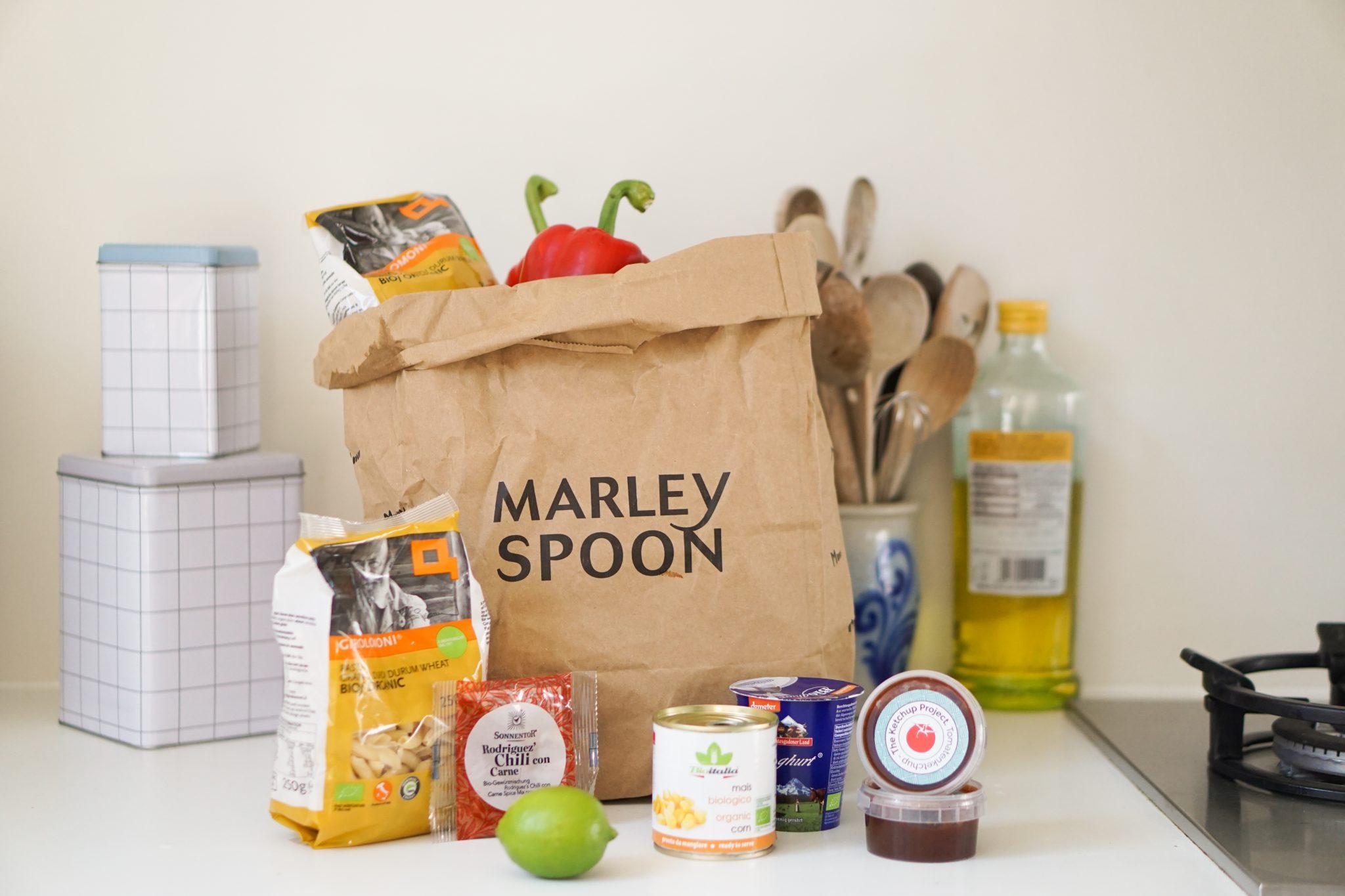 Variatie in de keuken met Marley Spoon!