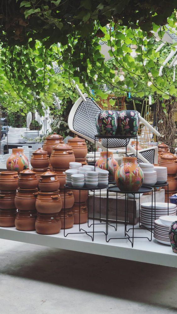 keramieken potten vazen sluiz ibiza