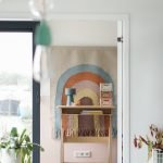 interieurtrends woonblog oyoy wandkleed regenboog