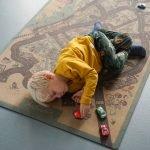 amsterdamse kadootjes stadmatties speelkleed yogamat