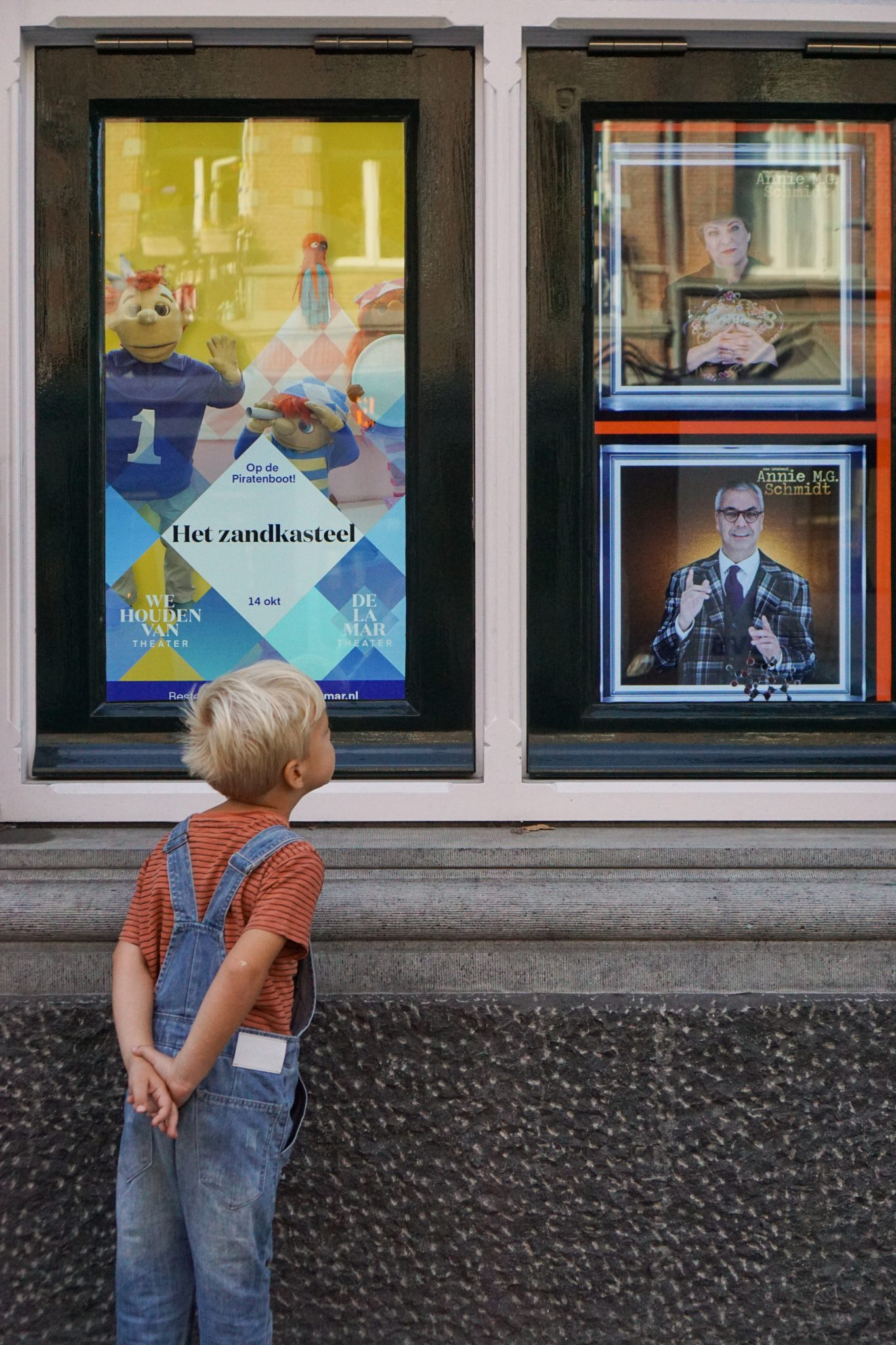 DeLaMar Theater Amsterdam Marnixstraat
