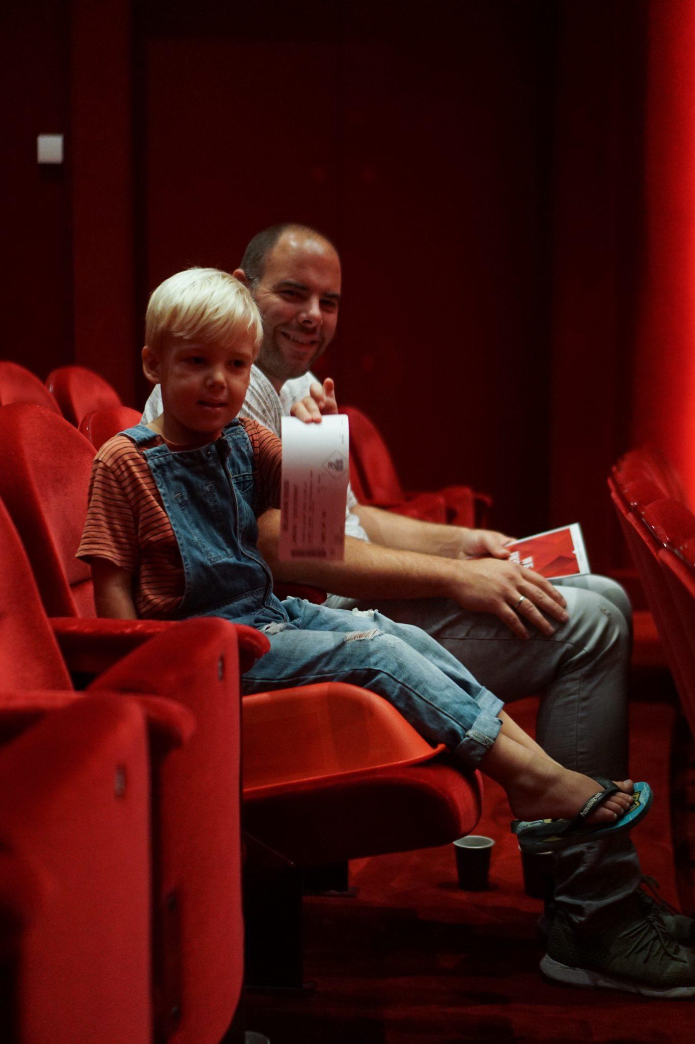 DeLaMar Theater Amsterdam kaartje zaal