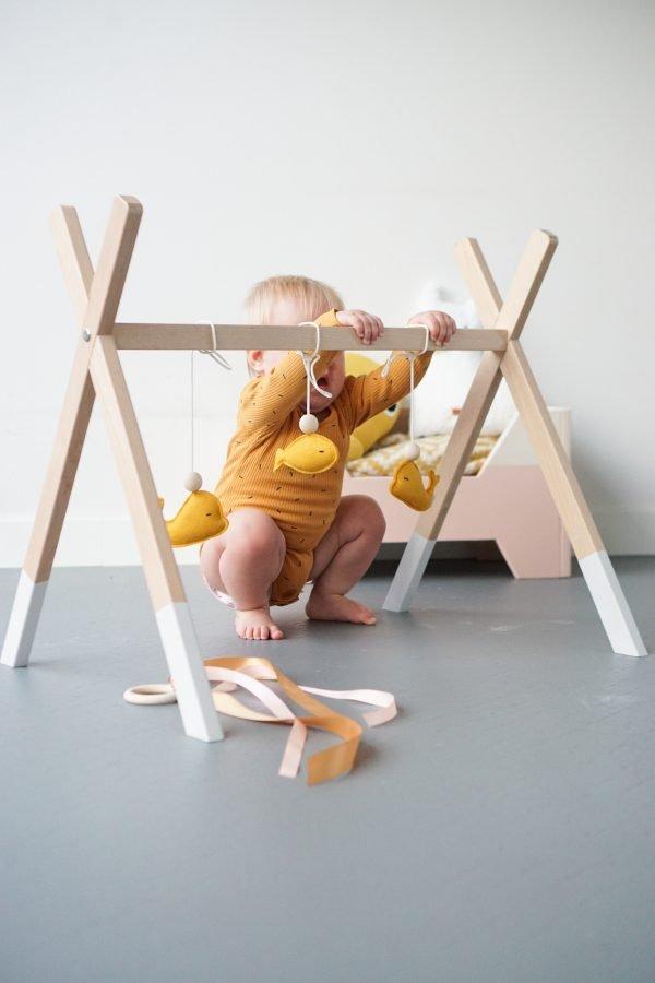 spelen baby babygym