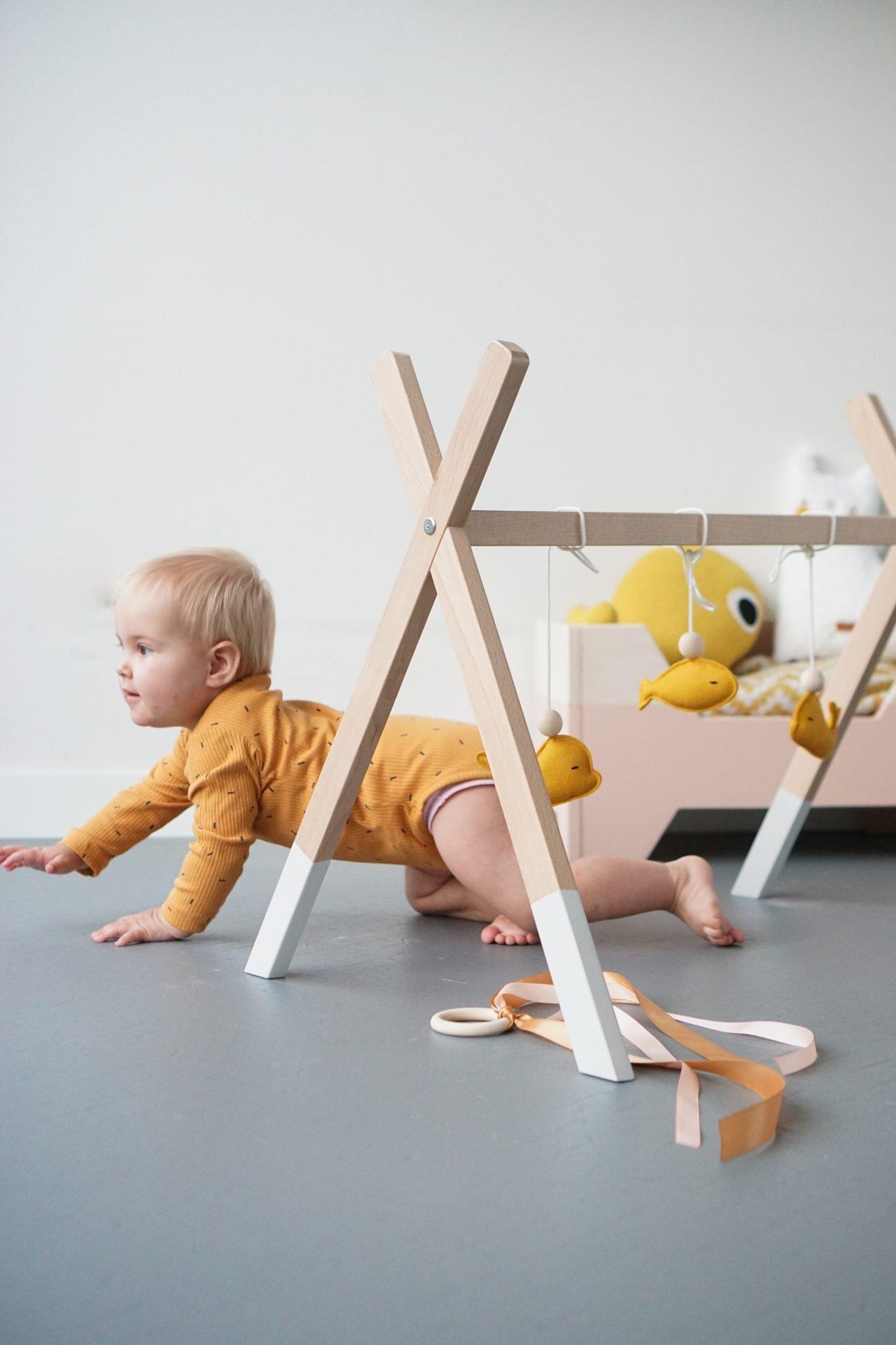 houten babygym