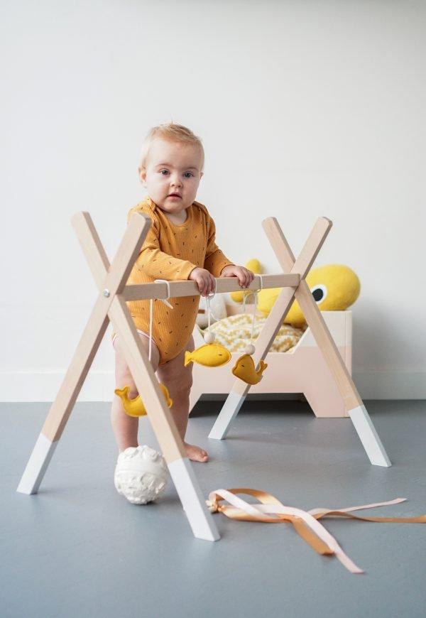 houten babygym babygymhangers vilt