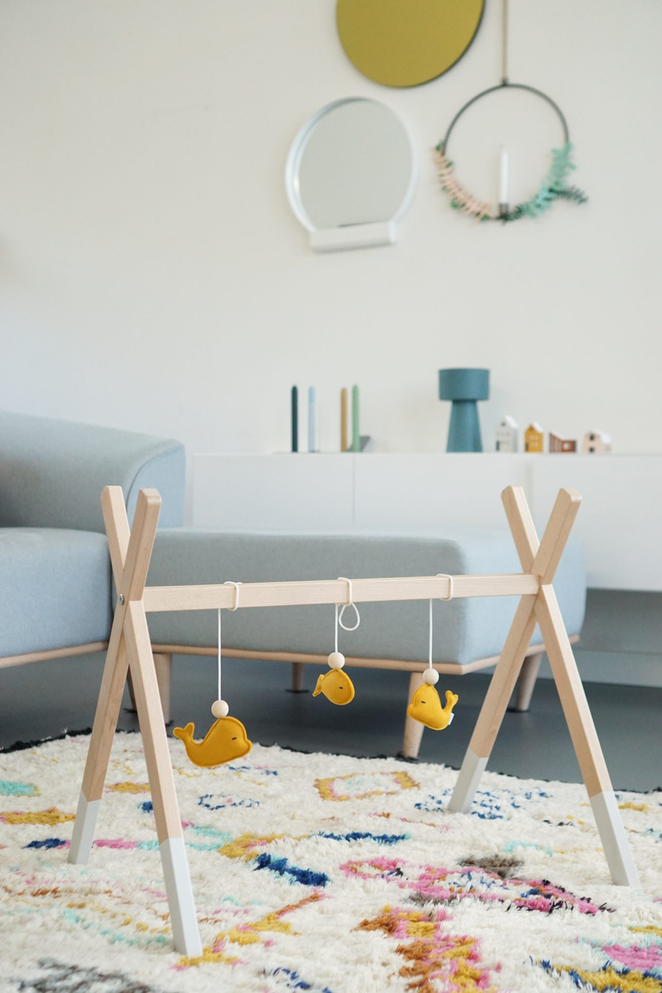 babygym hout interieur proof