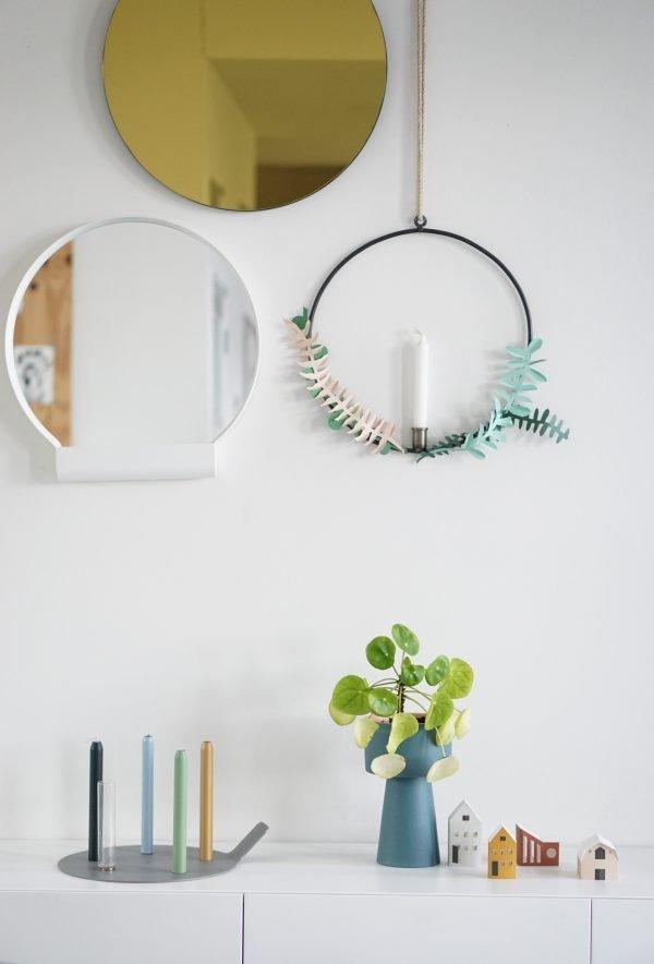 modern wonen wanddecoratie