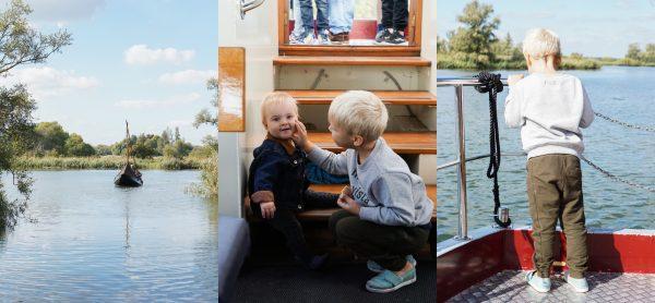 biesbosch rondvaart kinderen