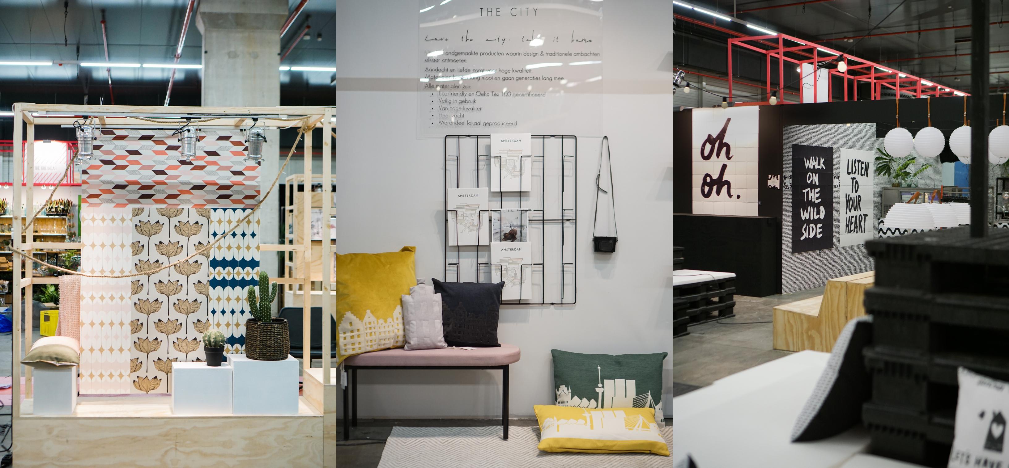 De VT Wonen en Design Beurs 2018: nieuwkomers bij de shops!