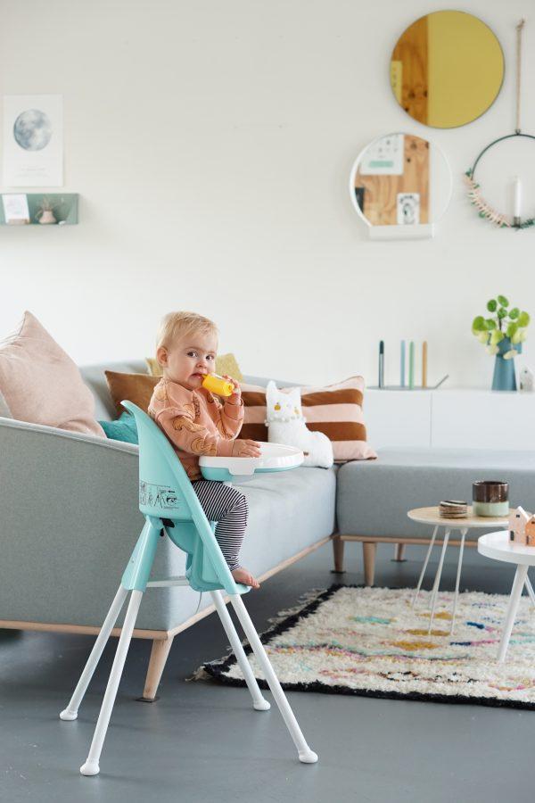 kinderstoel babybjorn makkelijk verplaatsen