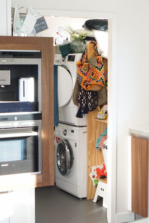 washok interieur opruimen