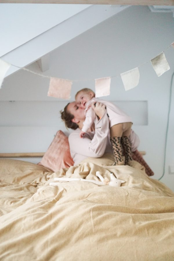 goedemorgen slow start moeder dochter