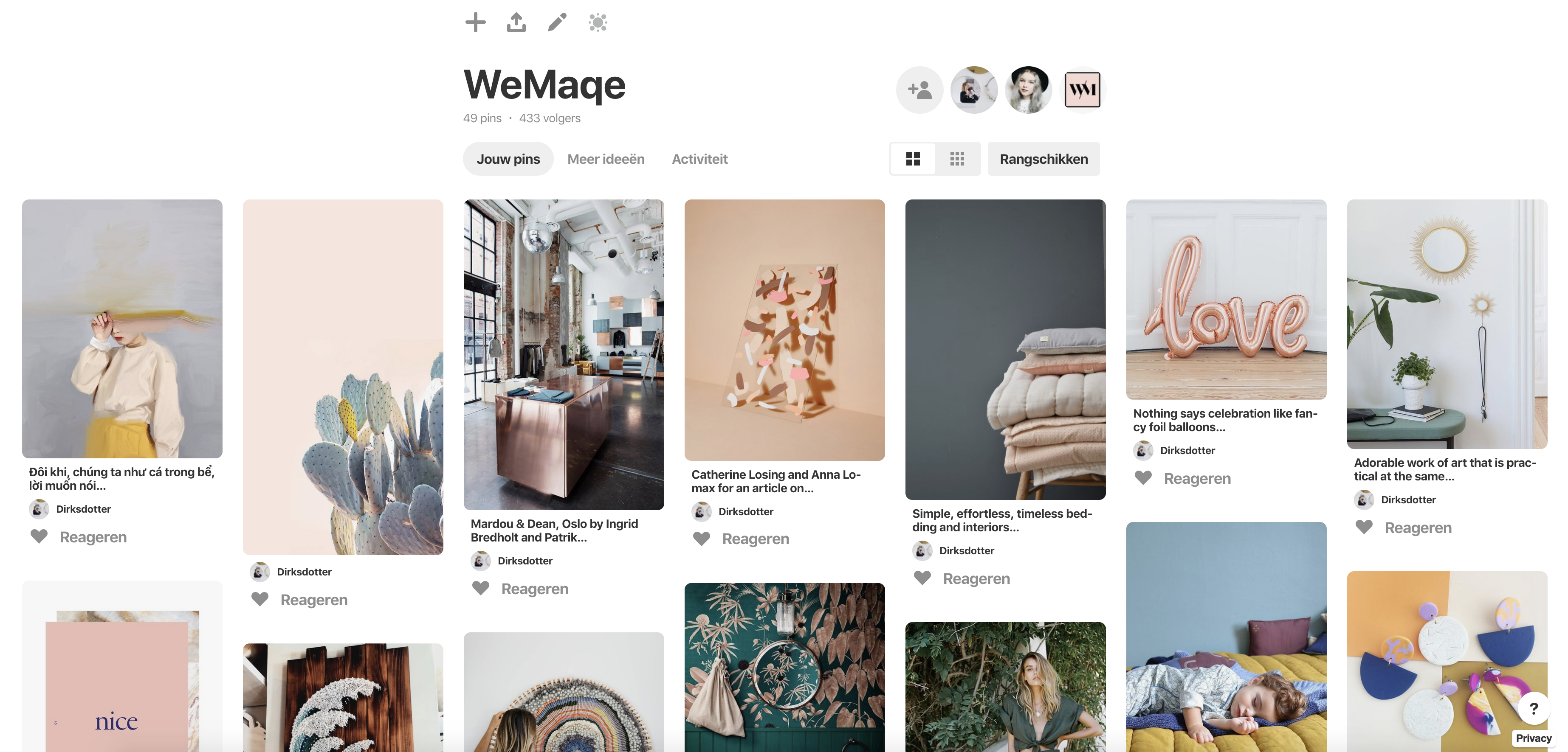 pinterest interieurtrends woontrends scandiboho