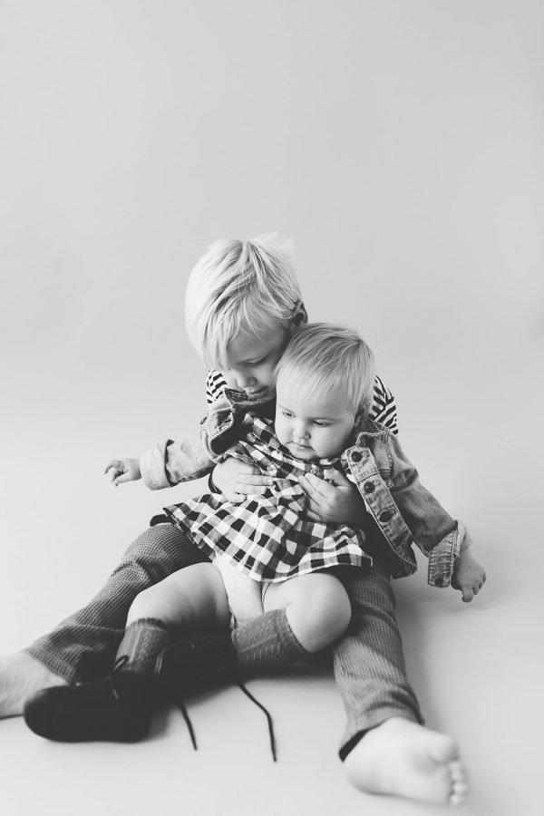 fotoshoot zwart wit